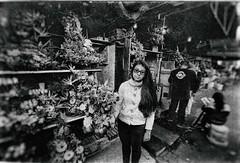 Tardes de flor (Felipe Crdenas-Tmara) Tags: colombia fujineopan400 bogotcolombia voigtlnder15mmf45 leicam6085ttl felipecrdenastmara voiglandersuperwide15mm