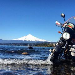 (ybrtravel) Tags: travel chili moto ybr