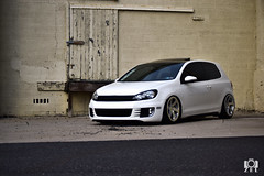 DSC_0891 (ZRL_photography) Tags: volkswagen photography photo air wheels turbo gti slammed stance photooftheday bagged airride mkvi 3sdm loweredstatus