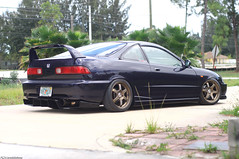 Nancy, JDM DC2 (Lam Le) Tags: honda racing dvp acura integra aero volk dc2 mugen te37 top1