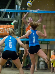 P1030485 (roel.ubels) Tags: beach sport beachvolleyball volleyball aalsmeer volleybal nk 2016 beachvolleybal topsport