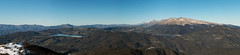 Panorama (DarioMarulli) Tags: panorama lake landscape lago nikon montagna abruzzo laquila gransasso campotosto d3200 mascioni montesanfranco nikonclubit
