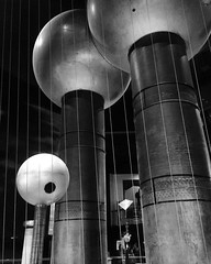 """""""The theory of probability is nothing more than good sense confirmed by calculation."""" ―Pierre-Simon, marquis de Laplace, 1796 🔭 🔮🔬 (anokarina) Tags: bw boston ma blackwhite massachusetts generator metropolis westend beantown bostonist museumofscience vandegraaff instagram appleiphone6"""