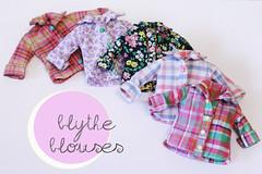 Blythe blouses