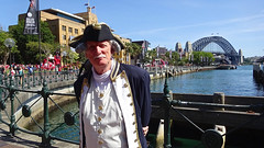 Australia Day - Captain who (sccart) Tags: james arthur day cove sydney cook australia quay captain phillip circular