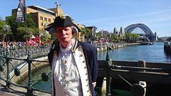 Australia Day - Captain who (sccart) Tags: james arthur day cove sydney cook australia quay captain phillip circular