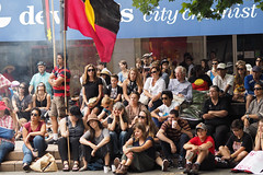 Invasion Day march and rally 2016-1260031.jpg (Leo in Canberra) Tags: march rally protest australia canberra australiaday act indigenous invasionday garemaplace 26january2016 aboriginalandtorresstraightislanders lestweforgetthefrontierwars endtheusalliance closepinegap