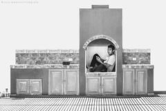 Renzo. (Julio C. Medina) Tags: portrait blackandwhite bw blancoynegro monochrome 50mm blackwhite nikon shadows retrato g candid naturallight monochromatic bn d750 highkey fullframe dslr 18 fx sombras potraiture naturallightportrait nikond750