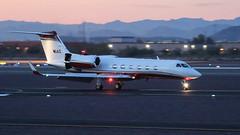 Gulfstream Aerospace G-IV N1AZ (ChrisK48) Tags: airplane g4 aircraft 1994 dvt phoenixaz kdvt gulfstreamaerospacegiv phoenixdeervalleyairport deltaprivatejets n1az jetcard1