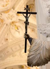 Kreuz (wpt1967) Tags: church kirche dsseldorf crucifixion christus kirke canon50mm kreuzigung standreas kruzefix eos60d wpt1967