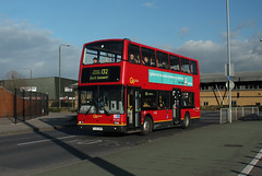 Route 132, Go Ahead London, PVL365, PJ53SPU (Jack Marian) Tags: bus london buses volvo president northgreenwich bexleyheath plaxton route132 b7tl goaheadlondon volvob7tl pj53spu pvl365 volvob7tlplaxtonpresident