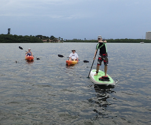 1_9_16 pm paddleboard kayak tour Lido Key FL 03