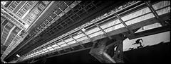 """""""BERLIN LINES"""" - #4 push (www.carstenbeier.com) Tags: berlin lines train kreuzberg skateboarding kodak hasselblad skate ubahn push series skater xpan carsten beier trix400"""