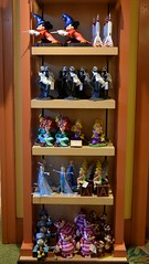 Disneyland Visit - 2016-01-24 - World of Disney - Collectibles - Disney Parks Small Figurines (drj1828) Tags: california disneyland visit anaheim dlr downtowndisney 2016 worldofdisney