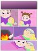 girl and doll (nada.musleh) Tags: girl illustration doll sick بنت لعبة رسم فتاة لعبتي مريضة ندىمصلح nadamusleh