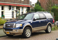 2011 Ford Expedition 5.4 V8 4WD Automatic King Ranch (rvandermaar) Tags: ranch ford expedition king 4wd automatic 54 v8 2011 fordexpedition sidecode8 3krh33
