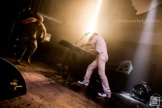 July 20, 2014 // Andrew WK @ The Haunt, Brighton // Shots by Will Barnes