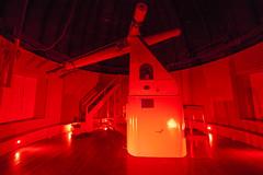 "The ""Great Refractor"", Dunsink Observatory, Dublin (john.purvis) Tags: dublin great observatory astronomy refractor dunsink grubbrefractor southrefractor"