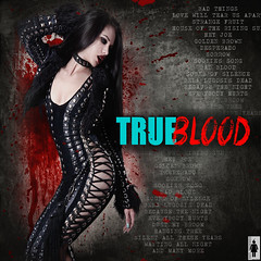 True Blood (Burning Girl Records) Tags: gothic vampires culttv trueblood