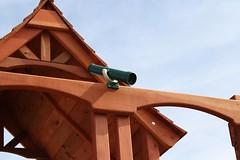 telescope (weplay.alot) Tags: playground backyard treehouse telescope funfactory swingsets woodenswing