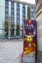 Dan23 (frankyrun54) Tags: streetart graffiti yoda tag graf strasbourg graff graffitis artderue darkvador artdelarue dan23 frankyrun taggrafgraffitisfrankyrun graffitisstrasbourg graffitisalsace graffinstrasbourg off2015strasbourg noloffstrasbourg2015