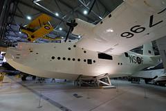 Short S.25 Sunderland Mk.V (Alexandre Bosle) Tags: duxford angleterre sunderland imperialwarmuseum iwm ml796 shortss25