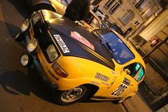 Saab (CHRISTOPHE CHAMPAGNE) Tags: reims saab 205 historique 2016 rallymontecarlo 96v4