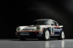 1985 Porsche 911 SC RS Rothmans tour de corse (aJ Leong) Tags: sc de tour corse 911 porsche otto 1985 rs 118 rothmans