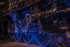 Museo del ferrocarril de mulhouse (antonio-gonzalez) Tags: tren museo vapor mulhouse ferrocarril angovi