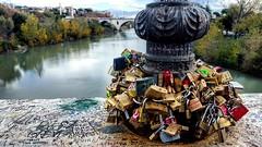 Ponte Milvio. (unciclamino) Tags: rome