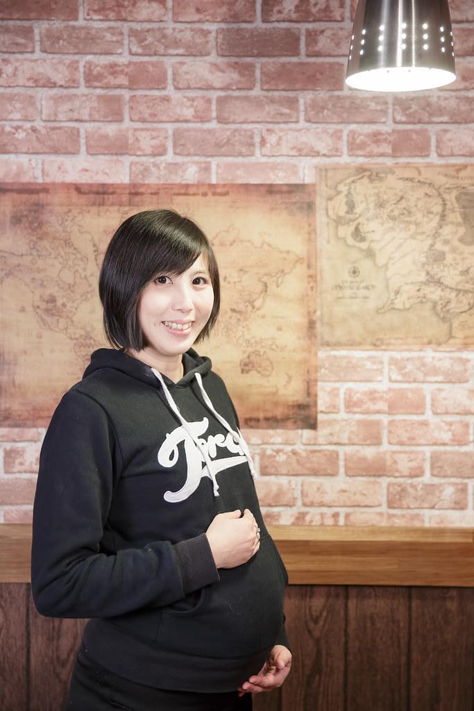 孕婦寫真,孕婦攝影,蘿絲可可,孕婦棚拍,Doris057