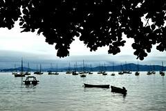 Blue... (raphaelsantos08) Tags: blue floripa brazil beach santoantoniodelisboa