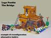 Lego Pueblo A3 (giorgio.chronas) Tags: arizona verde america mexico lego native pueblo western taos ideas acoma mesa zuni