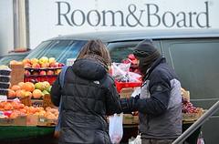 Room & Board (pjpink) Tags: nyc newyorkcity winter newyork cold fruit vendor february fruitstand streetvendor 2016 pjpink
