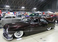 1950 Ford Custom (bballchico) Tags: ford sedan chopped custom 1950 4door grandnationalroadstershow suedepalace gnrs2016 chrismatuzak