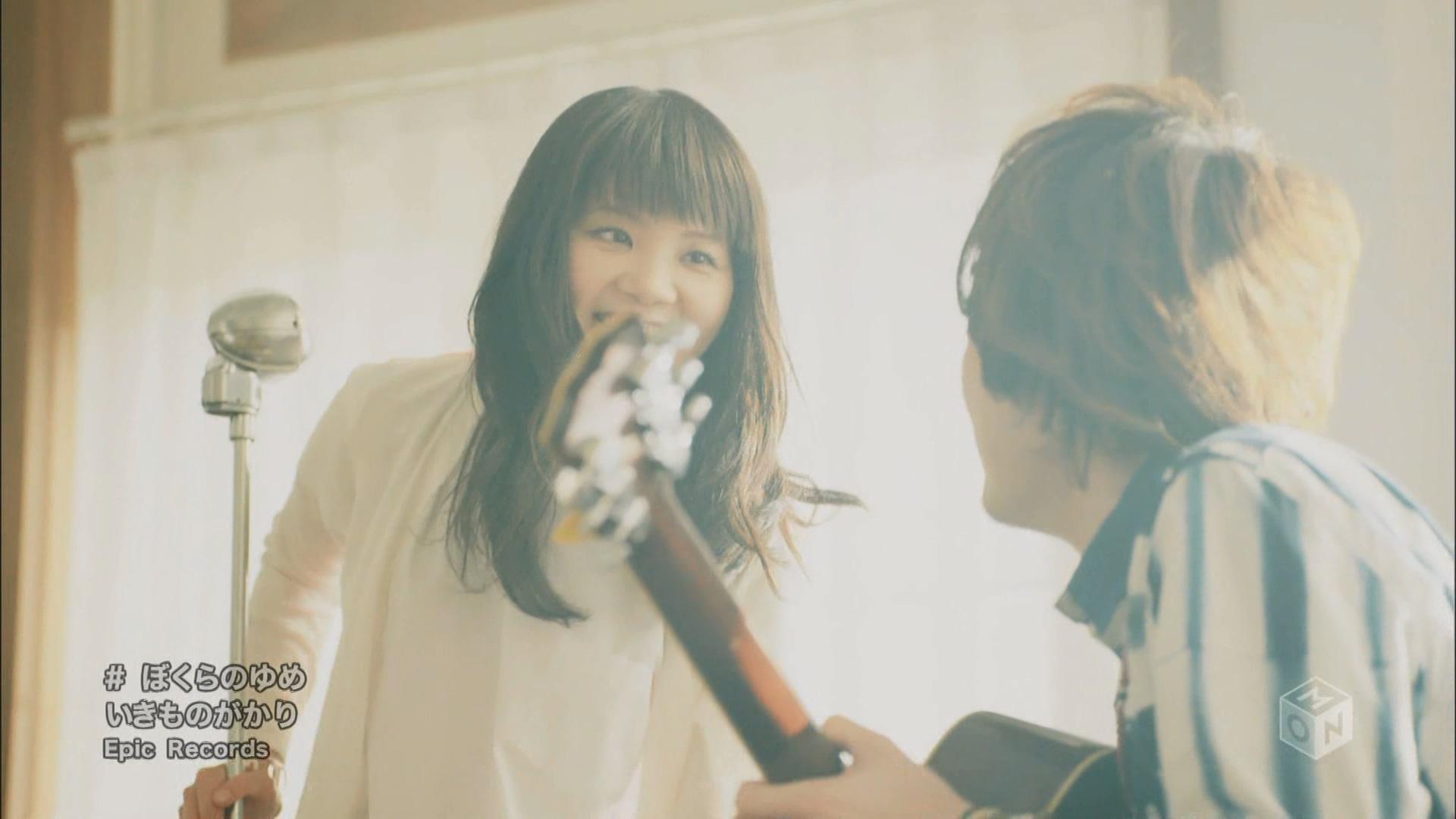 2016.03.16 いきものがかり - ぼくらのゆめ(M-ON!).ts_20160317_072715.833