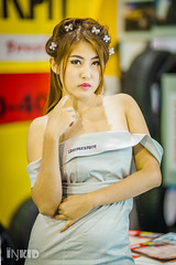 DSC04156 (inkid) Tags: light portrait people woman sexy girl lady female thailand model women pretty natural indoor ambient asiangirl motorexpo motorexpo2015