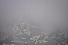 sight is getting dim. (la.kit) Tags: mist mountain hongkong nikon hiking foggy d90