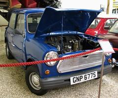 GNP 677S (Nivek.Old.Gold) Tags: cars mini prototype 1978 1000 leyland haynes