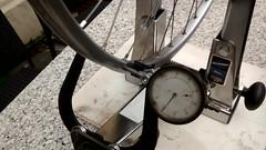 RADWERKBASEL Radzentrierung an Gebrauchtfelge (urs_witschi) Tags: lars sa neuaufbau sturmeyarcher cilo nabenschaltung 5gang srf5