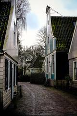 Village streets - Broek in Waterland (Boudewijn Vermeulen) Tags: houses house village nederland nl huis dorp noordholland huizen broekinwaterland dorpsgezicht broek publ