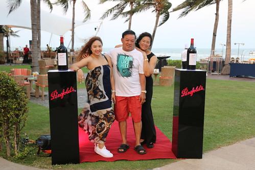 Penfolds Wine Tasting @ Luna Lanai Restaurant