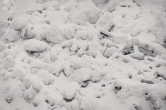 Snow embankment (Wa So) Tags: nb neige lightroom k3 chamrousse pentaxda55f14