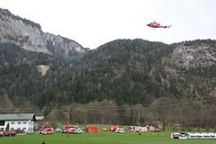 waldbrand_biwi_058 (bayernwelle) Tags: radio bayern berchtesgaden rettung feuerwehr hubschrauber untersberg waldbrand bergwacht einsatz lschen bischofswiesen winkl bayernwelle hallturm