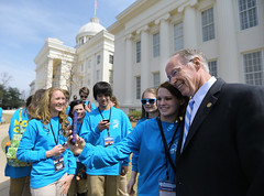 03-16-2016 Alabama Electric Cooperative Youth Group
