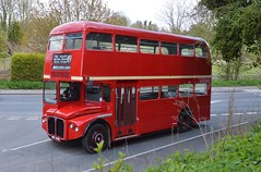 AEC Routemaster (PD3.) Tags: show greyhound west bus london heritage history buses pits museum vintage sussex chalk coach airport bea heathrow centre transport 11 historic western routemaster preserved psv pcv rm amberley aec boac rm11 nmy nmy648e 648e