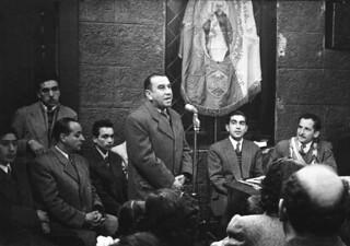 17. Elección del presidente de la A.C. en Valparaíso
