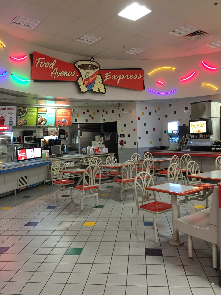 Fast Food Dundee