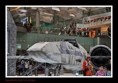 The Force Awakens @ Changi Airport 15 (Lord Dani) Tags: starwars changiairport t70 incom theforceawakens resistancexwing