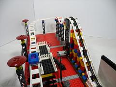 Roller Coaster! (Siabur) Tags: lego roller amusementpark coaster riversidepark brickcoaster